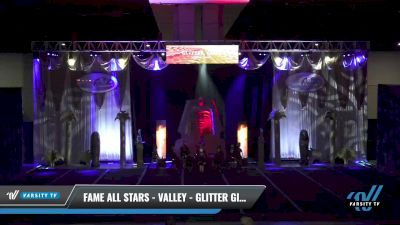 FAME All Stars - Valley - Glitter Girls [2021 L1 Mini - Small Day 1] 2021 Queen of the Nile: Richmond