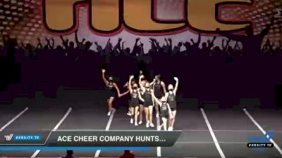 ACE Cheer Company Huntsville - Cheyennes [2020 L3 Junior Small Coed] 2020 ACE Cheer Company Showcase