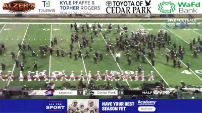 Replay: Leander vs Cedar Park | Oct 15 @ 7 PM