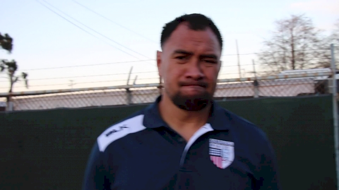 OMBAC's Tai Tuisamoa Talks Player-Coach Role