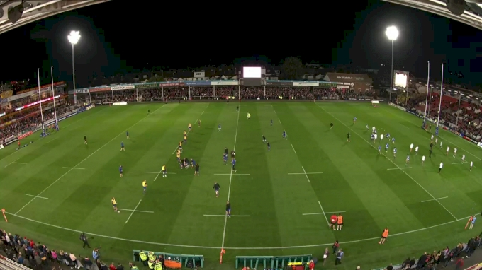 Gloucester Rugby vs Bath Rugby