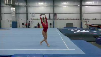 Olivia Greaves - Floor, World Champions Centre - 2021 Women's World Championships Selection Event
