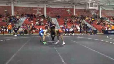 65 kg Consolation - Zion Doyle, River Valley Wrestling Club vs Van Schmidt, MWC Wrestling Academy
