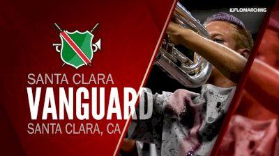 Santa Clara Vanguard at NightBEAT on July 28