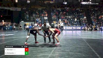 174 lbs Prelims - Foster Karmon, Stanford vs Neal Richards, Virginia Military Institute