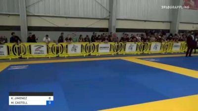 DANILO SOARES MOREIRA vs DIEGO OLIVEIRA BATISTA 2021 Pan IBJJF Jiu-Jitsu No-Gi Championship