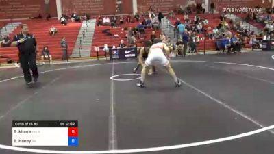 65 kg Consolation - Ryan Moore, Kentucky Extreme Wrestling Club vs Blake Haney, Washington