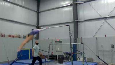Madray Johnson - Bars, WOGA Gymnastics - 2021 American Classic and Hopes Classic