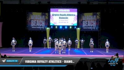 Virginia Royalty Athletics - Diamonds [2021 L6 Senior Open Day 2] 2021 ACDA: Reach The Beach Nationals