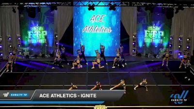 ACE Athletics - IGNITE [2020 L5 International Open - Coed 16 Day 2] 2020 Feel The Power East