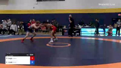 65 kg Round Of 32 - Patricio Lugo, Hawkeye Wrestling Club vs Ethan Lizak, Pennsylvania RTC