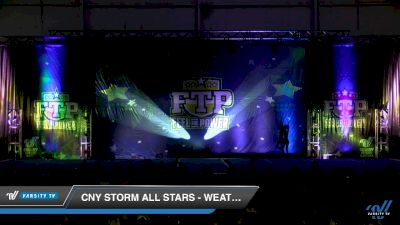 CNY Storm All Stars - Weather Girls [2019 Senior XSmall 5 Day 2] 2019 Feel The Power East