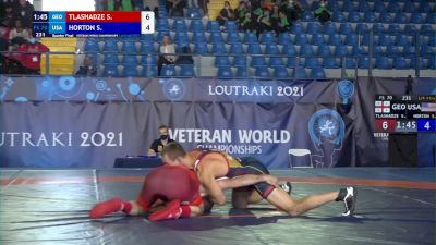 Replay: Mat C - 2021 Veterans World Championships | Oct 20 @ 10 AM