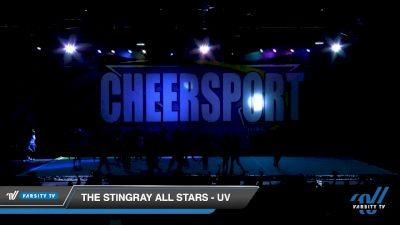 The Stingray All Stars - UV [2020 Senior Medium 4.2 Day 1] 2020 CHEERSPORT National Cheerleading Championship
