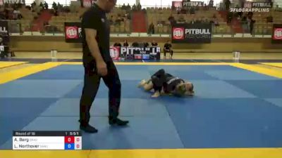 Anna Berg vs Lillie-Mae Northover 1st ADCC European, Middle East & African Trial 2021