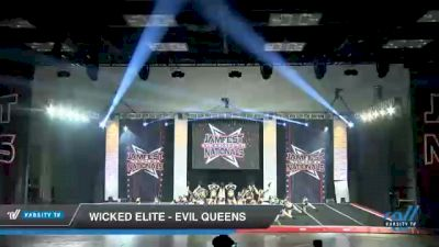 Wicked Elite - Evil Queens [2021 L2 Junior - Medium Day 2] 2021 JAMfest Cheer Super Nationals