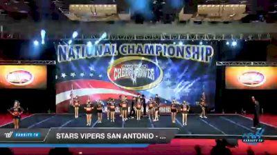 Stars Vipers - San Antonio - Royal Cobras [2021 L5 Senior Coed Day 3] 2021 ACP Southern National Championship