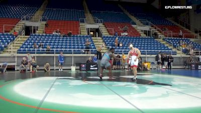 220 lbs Cons 16 #2 - Rylan Bonds, Texas vs Cameron Dubose, Washington