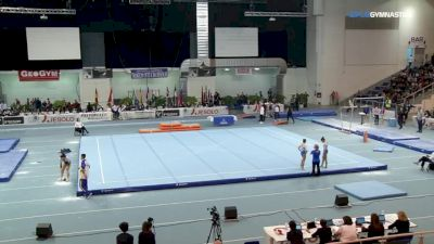Full Event Replay - Senior Team and All Around - 2018 City of Jesolo Trophy