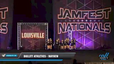 Bullitt Athletics - Mayhem [2021 L2 Mini Day 1] 2021 JAMfest: Louisville Championship