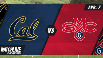Full Match Replay: Saint Mary's vs. Cal