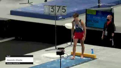 Alexandru Nitache - Vault - 2021 US Championships