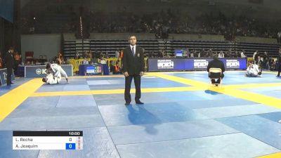 Lucas Rocha vs Alexandre Joaquim 2019 Pan Jiu-Jitsu IBJJF Championship