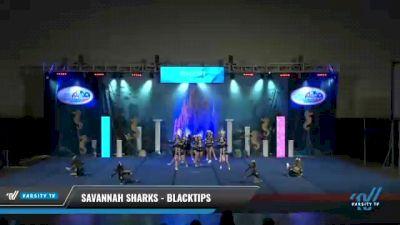 Savannah Sharks - Blacktips [2021 L2 Junior - Small Day 2] 2021 Return to Atlantis: Myrtle Beach