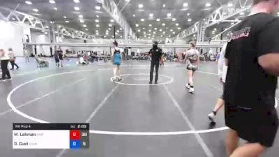 127 lbs Prelims - Miah Lehman, Misfits Code Red vs Rylee Gust, Buckeye Girls