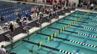 Purdue Invite, Women 200 Breast B Final