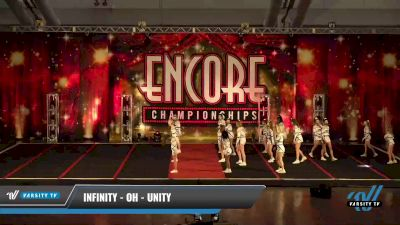 Infinity - OH - Unity [2021 L2 Junior - D2 Day 2] 2021 Encore Championships: Pittsburgh Area DI & DII