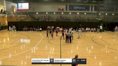 Charlotte NC Hoyas vs Staten Island- AAU 14 U Boys Championships