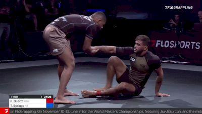 Kaynan Duarte vs Tim Spriggs Who's Number One Championship