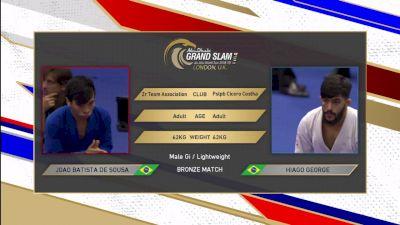 Hiago George vs Joao Gabriel Sousa Abu Dhabi King of Mats, Lightweight