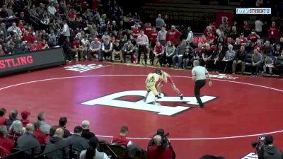 149 lbs Nate Limmex, Purdue vs Gerard Angelo, Rutgers