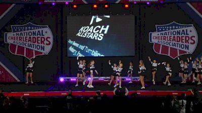 Koach All Stars Goddess [2020 L1 Medium Junior D2 Day 2] 2020 NCA All-Star Nationals