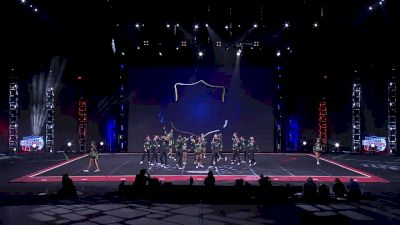 CheerForce - Nfinity [2020 L6 International Open Large Coed Day 2] 2020 NCA All-Star Nationals
