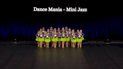 Dance Mania - Mini Jazz [2021 Mini Jazz Semis] 2021 The Dance Summit