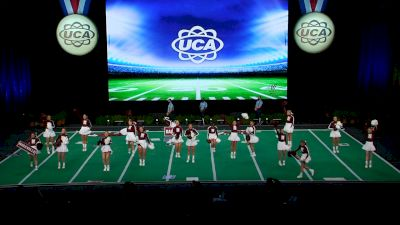 Niceville High School [2021 Medium Game Day Div I Semis] 2021 UCA National High School Cheerleading Championship