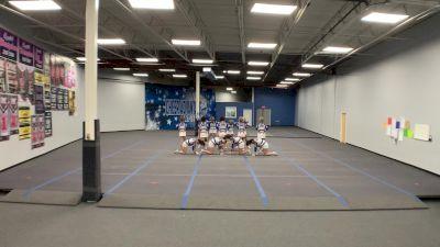Cheer Advantage All Stars - Chrome [L2 Senior - D2] 2021 Varsity All Star Winter Virtual Competition Series: Event II