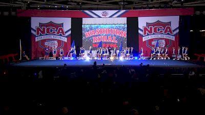 Washburn Rural High School [2020 Game Day Cheer - Large Varsity] 2020 NCA High School Nationals
