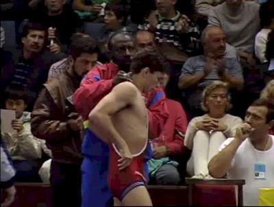 1991 World Championships Zeke Jones vs Valentin Jordanov