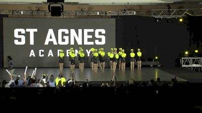 St Agnes Academy Tiger Girls [2020 Large Varsity Pom Finals] 2020 NDA High School Nationals