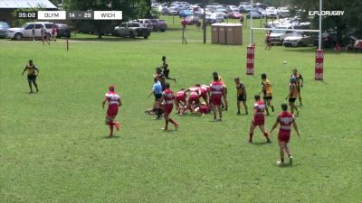 Three Backbreaker Tries From O-Club