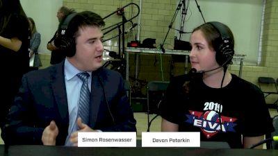 Princeton vs St. Francis   2018-2019 EIVA Championship Semifinals