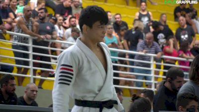 Alexssandro Sodre vs Joao Miyao 2019 IBJJF Brasileiros Highlight
