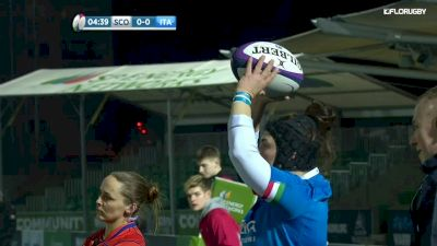 Women Six Nations Round 1 Highlights