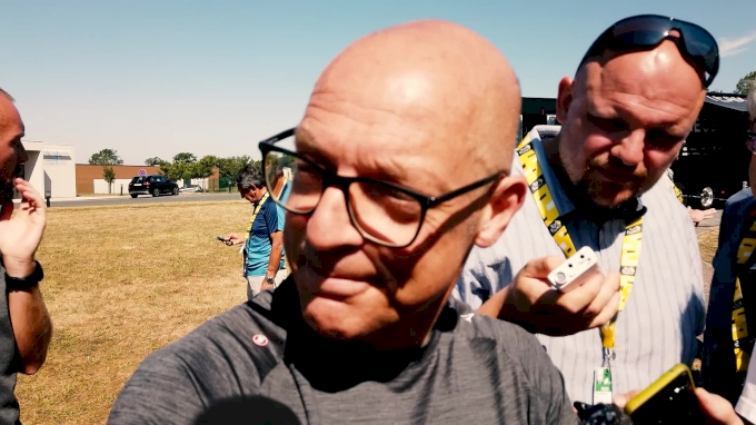 Brailsford Isn't Threatened By Alaphalippe
