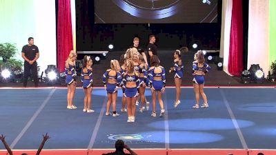 The California All Stars - Mesa - Vixens [2019 L5 Senior X-Small Finals] 2019 The Cheerleading Worlds
