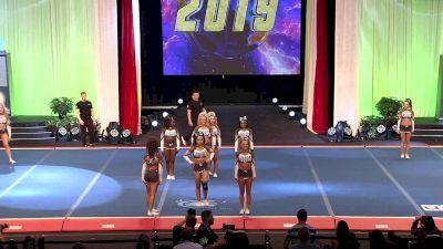 SCV All Stars - X5 [2019 L5 Senior X-Small Finals] 2019 The Cheerleading Worlds